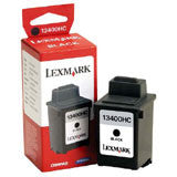 Lexmark 13400HC Super Sharp Waterproof Ink Cartridge - Black