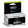 Lexmark 220xl Return Program High Yield Ink Cartridge - Black