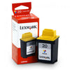 Lexmark # 20 Super Hi Resolution Colour Cartridge