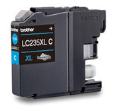 Brother LC235XL Super High Yield Ink Cartridges