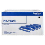 Brother DR240CL Colour Laser 4 Drum Pack