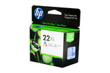 HP 22XL Ink Cartridge - Tri Colour