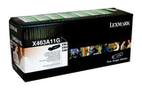Lexmark X463 / 464 / 466 Prebate Toner Cartridge