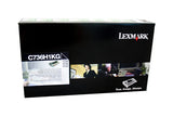 Lexmark C736 / X736 / X738 High Yield Prebate Toner Cartridge -