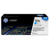 HP Colour LaserJet 2550/2800 Toner - Cyan (123A)
