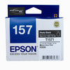 Epson Stylus 157 UltraChrome Ink Cartridge - Photo Black