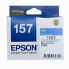 Epson Stylus 157 UltraChrome Ink Cartridge - Cyan