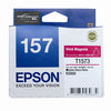 Epson Stylus 157 UltraChrome Ink Cartridge - Vivid Magenta