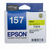 Epson Stylus 157 UltraChrome Ink Cartridge - Yellow