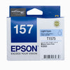 Epson Stylus 157 UltraChrome Ink Cartridge - Light Cyan