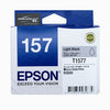 Epson Stylus 157 UltraChrome Ink Cartridge - Light Black