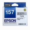 Epson Stylus 157 UltraChrome Ink Cartridge - Matte Black