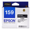 Epson 159 UltraChrome Ink Cartridge - Photo Black