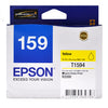 Epson 159 UltraChrome Ink Cartridge - Yellow