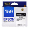 Epson 159 UltraChrome Ink Cartridge - Matte Black