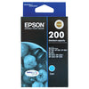 Epson Durabrite Ultra No 200 Ink Cartridge - Cyan
