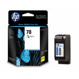 HP 78 Ink Cartridge - Tri Colour