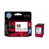 HP No.58 Ink Cartridge - Photo