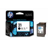 HP 21 Ink Cartridge - Black