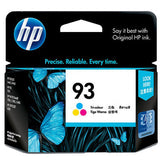 HP 93 Ink Cartridge - Tri Colour
