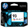 HP No.93 Ink Cartridge - Tri Colour