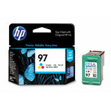 HP 97 High Yield Ink Cartridge - Tri Colour
