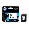 HP No.74 Ink Cartridge - Black