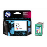 HP 75 Ink Cartridge - Tri Colour