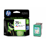 HP 75xl High Yield Ink Cartridge - Tri Colour