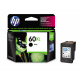 HP 60xl Ink Cartridge - Black