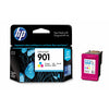 HP No.901 Ink Cartridge - Tri Colour