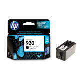 HP 920 Ink Cartridge - Black