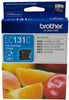 Brother LC131C Ink Cartridge - Cyan