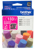 Brother LC133M High Yield Ink Cartridge - Magenta