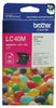 Brother LC40M Ink Cartridge - Magenta
