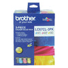 Brother LC67 Ink Cartridge 3 Pack - Colour