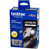 Brother LC67BK High Yield Ink Cartridge Twin Pack - Black