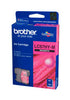 Brother LC67HYM High Yield Ink Cartridge - Magenta