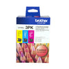Brother LC73 Ink Cartridge 3 Pack - Cyan, Magenta, Yellow
