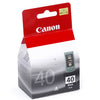 Canon PG40 Ink Cartridge - Black