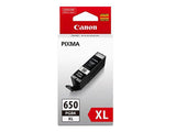 Canon PGI650xl High Yield Ink Cartridge - Black