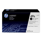 HP LaserJet Q5949X Toner Twin Pack (49X)