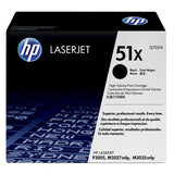 HP LaserJet M3035/3027/P3005 High Yield Toner (51X)