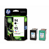 HP 94 and 95 Ink Cartridge Combo Pack