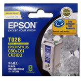 Epson T028 Black Ink Cartridge