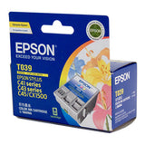 Epson Stylus T039 Colour Ink Cartridge
