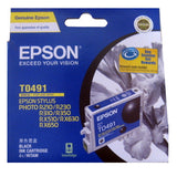 Epson (T0491-T0496) Ink Cartridges