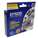 Epson T0621 High Yield Black Ink Cartridge
