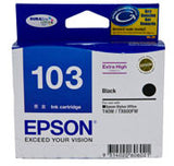 Epson 103 (T1031-T1034) Extra High Yield Ink Cartridges