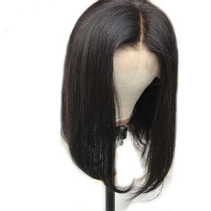Lace Front Perruques Cheveux Humains